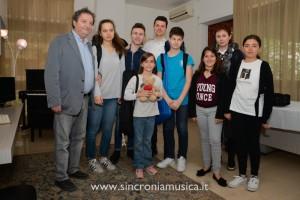 Masterclass di Violino – Pavel Vernikov e Svetlana Makarova 5 e 6 MAGGIO 2018