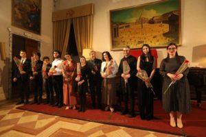 Concerto degli allievi dei corsi di violino e pianoforte